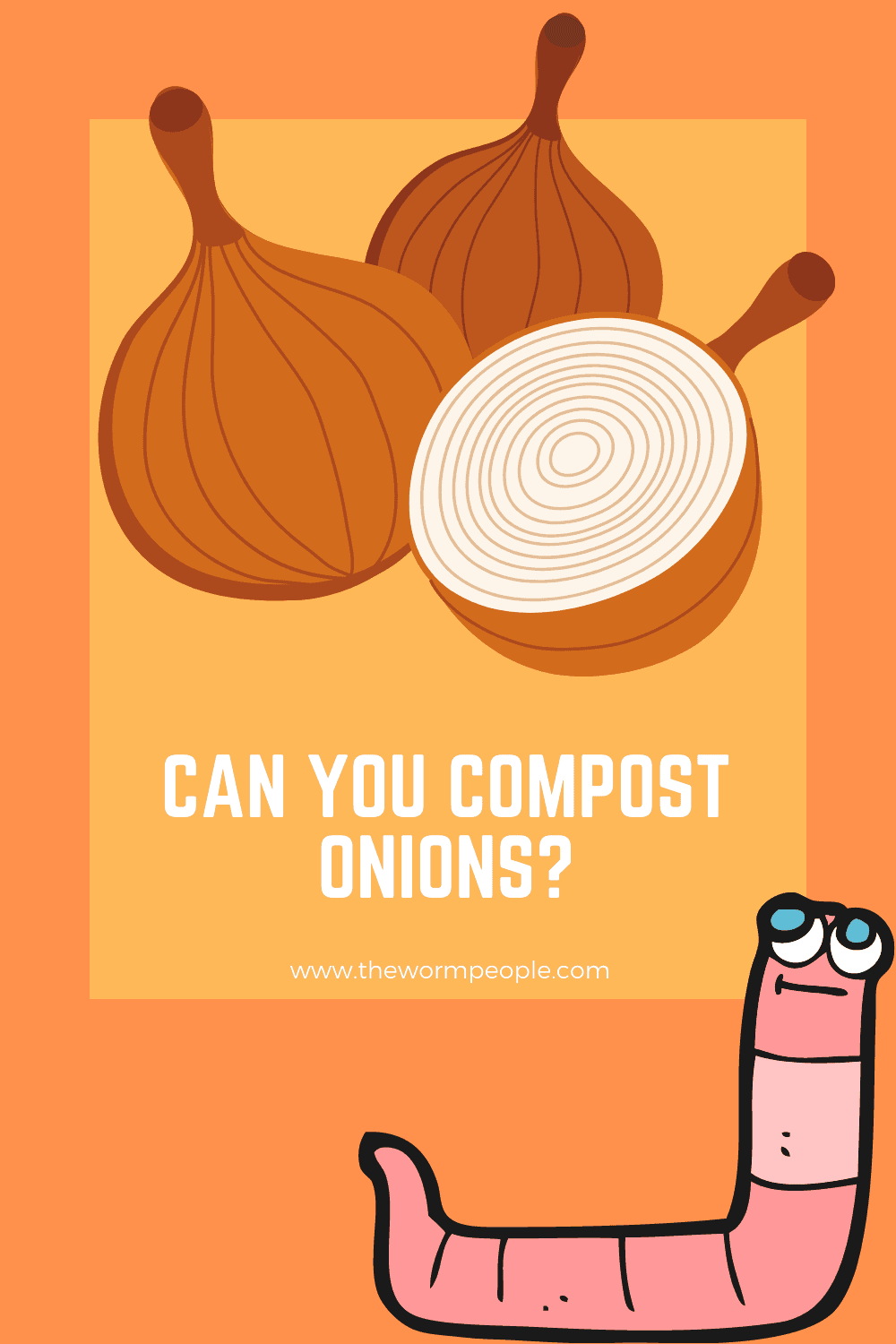 Can You Compost Onions?