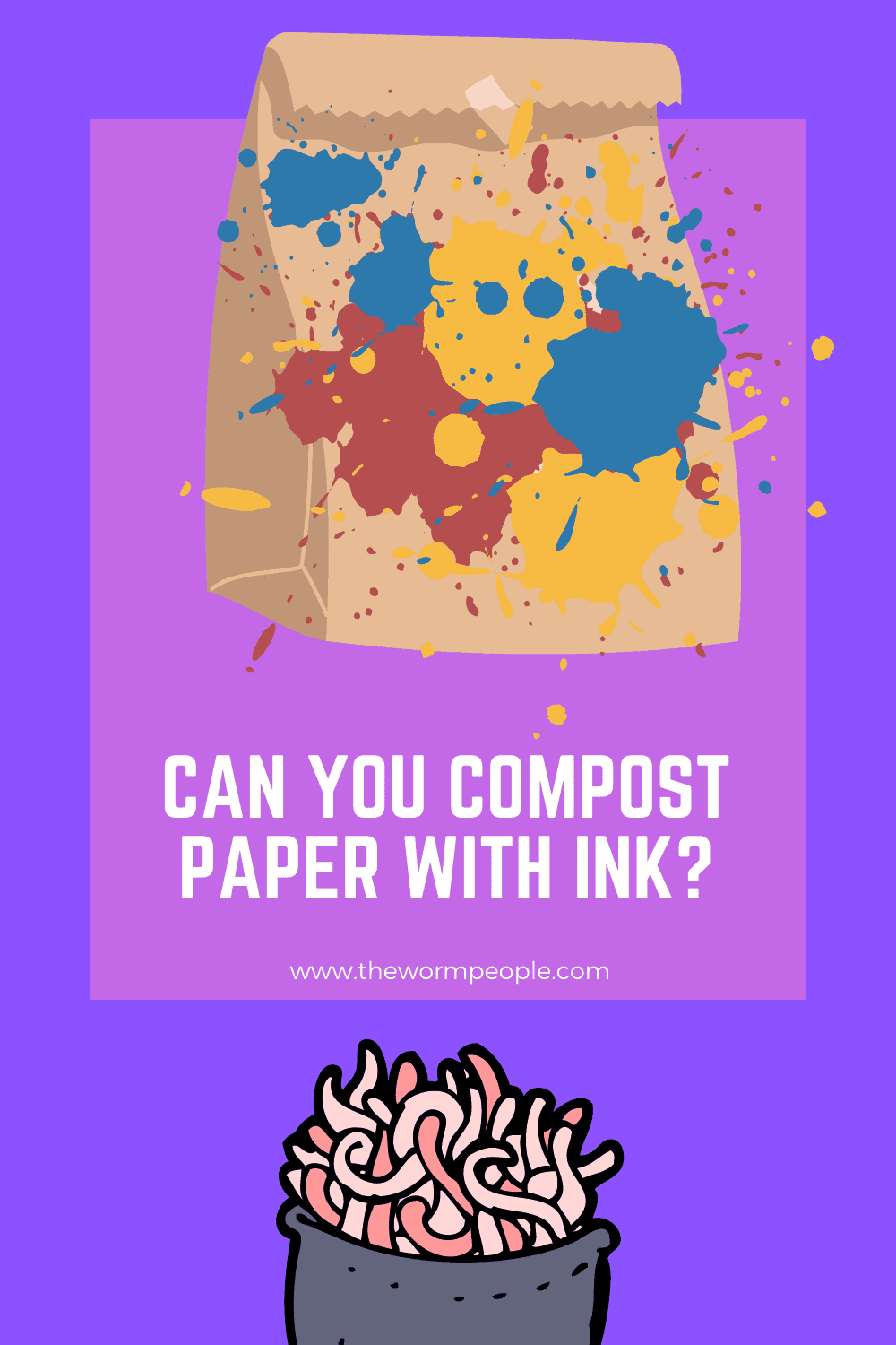 Can You Compost Paper with Ink?